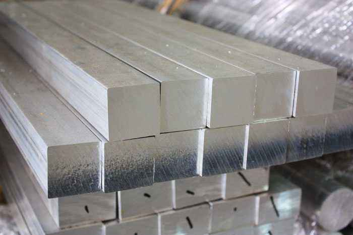 5040 aluminium alloy square bar