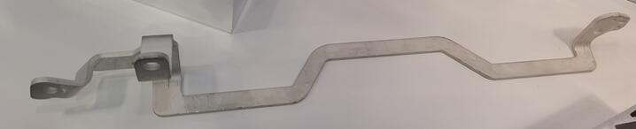 6101 T63 aluminium bar for battery bus conduct