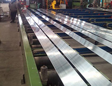 6063 Series Extruded Aluminium Flat Bar